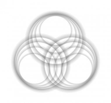 Venn Diagram Four tiered circles overlapping