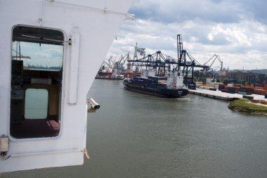 Open day on the ferry Stena Spirit.