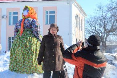 Ancient Russian holiday
