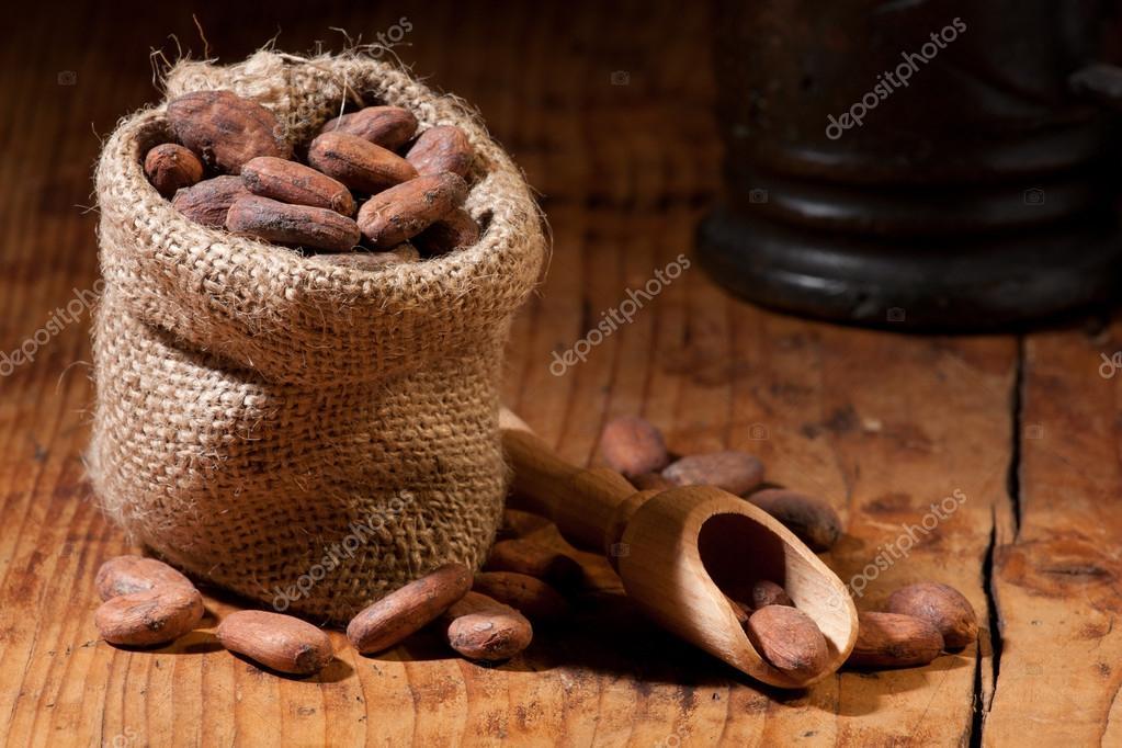 Sac De Cacao Photographie Andristkacenko C 21753897