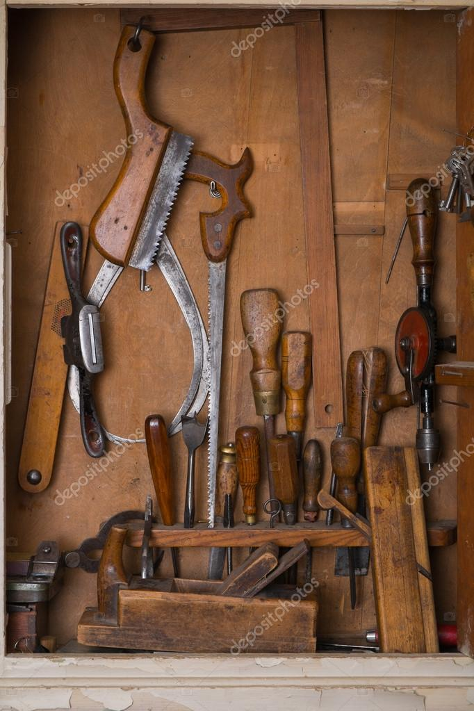 Old Woodworking Tools Stock Photo C Andristkacenko 39599049