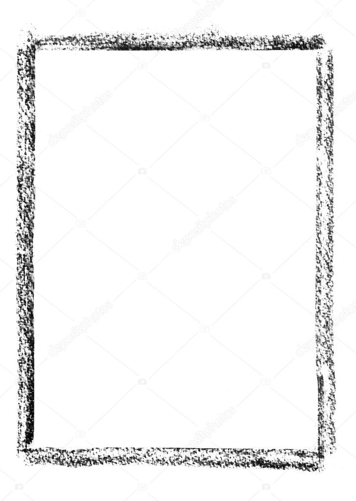 cadre de dessin au fusain photographie andristkacenko 42749823. Black Bedroom Furniture Sets. Home Design Ideas