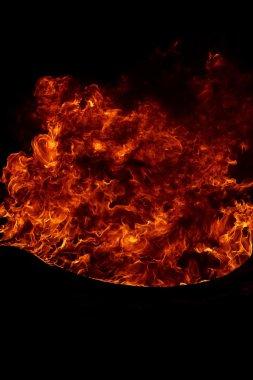 Geceleyin ateş