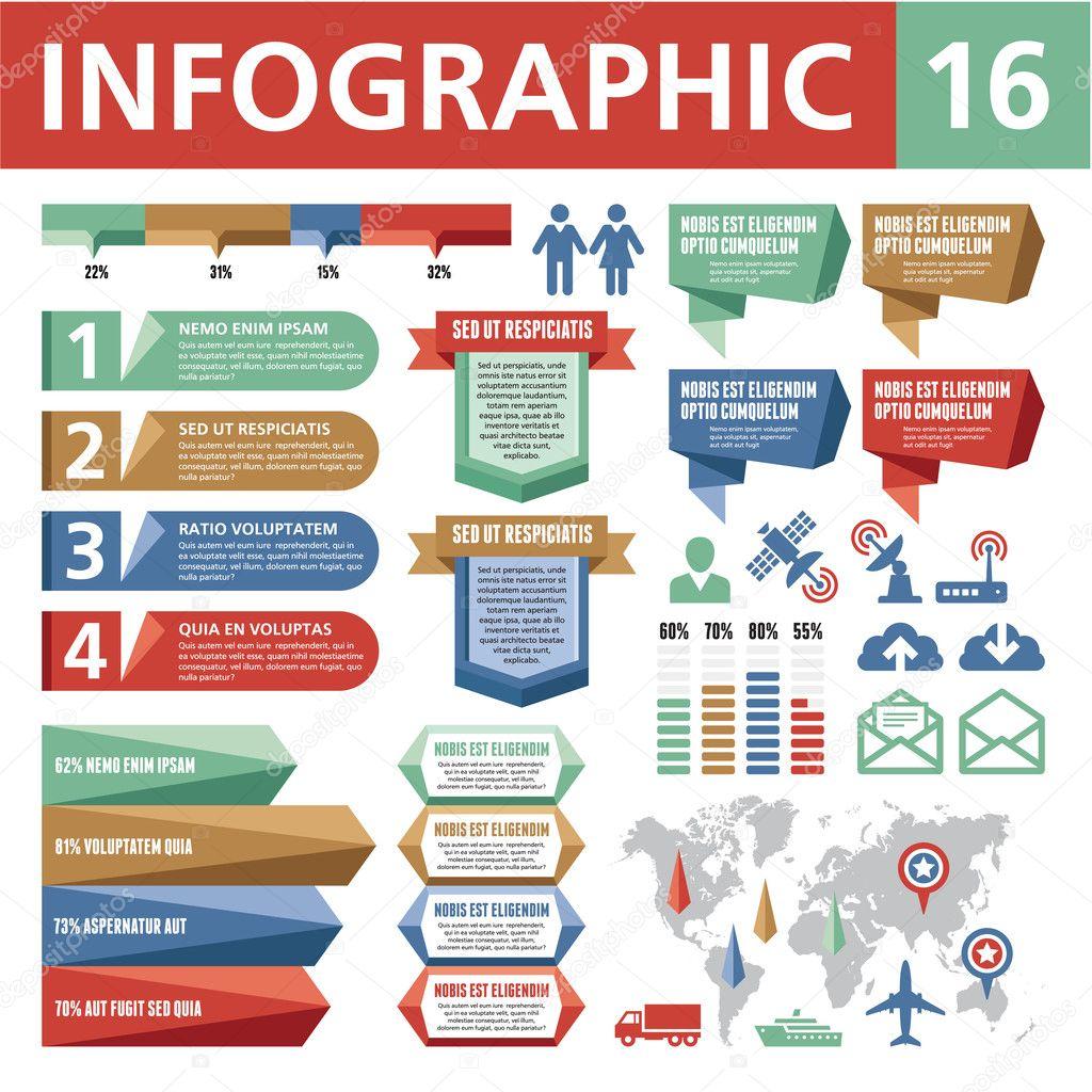 Infographic Elements 16