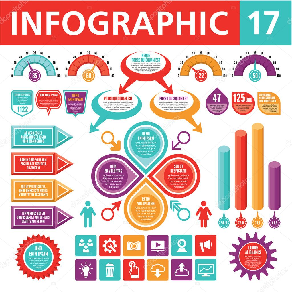 Infographic Elements 17