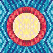 Fotografia sfondo geometrico 71