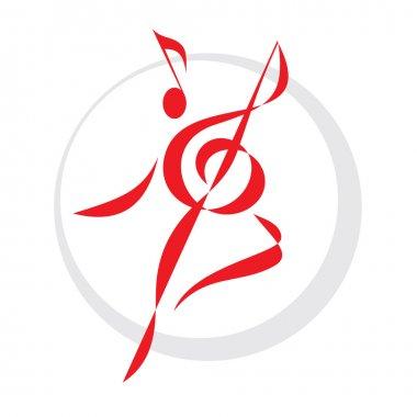 Dance Logo Sign