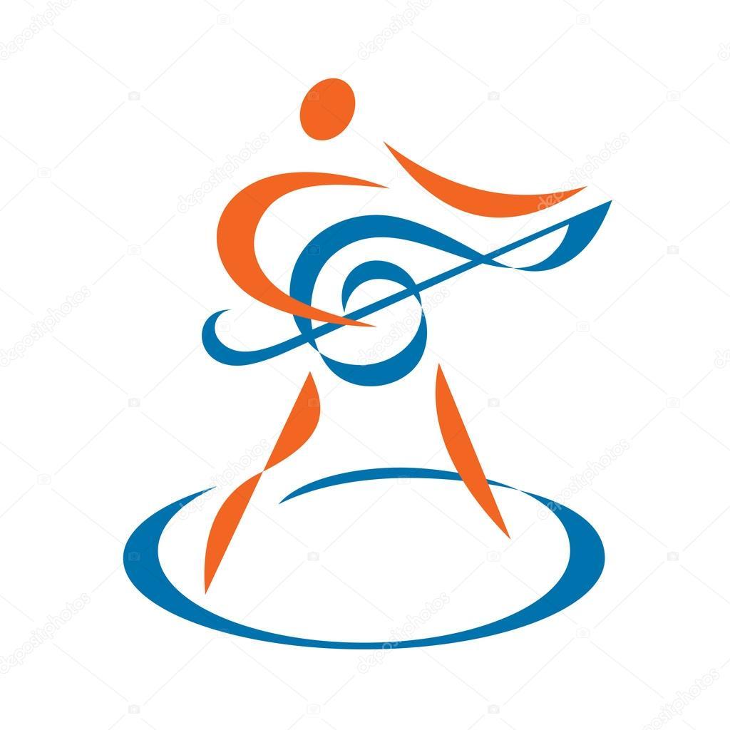 Music Logo Sign