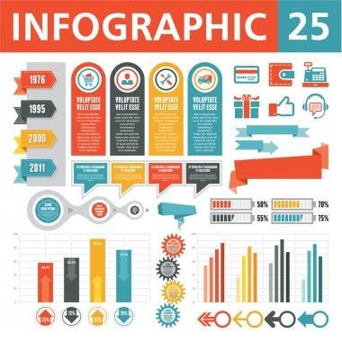 Infographics Elements 25