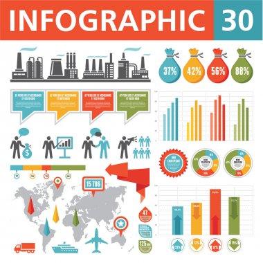 Infographics Elements 30
