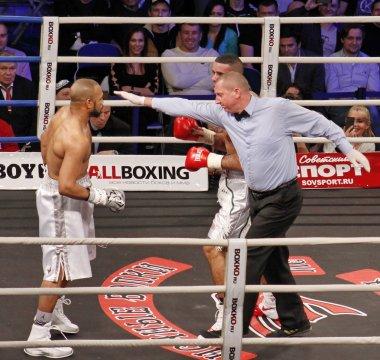 Roy Jones vs Zine Eddine
