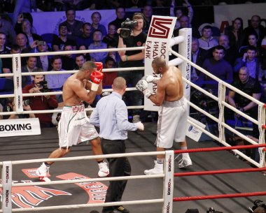 Roy Jones vs Zine Eddine