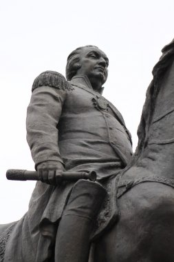 A monument to the commander Kutuzov
