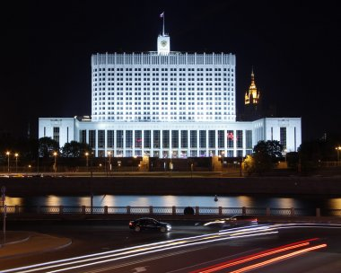 THE WHITE HOUSE RUSSIA