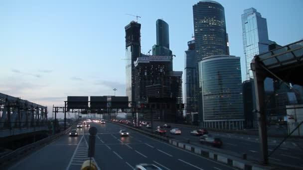The gloom skyscrapers