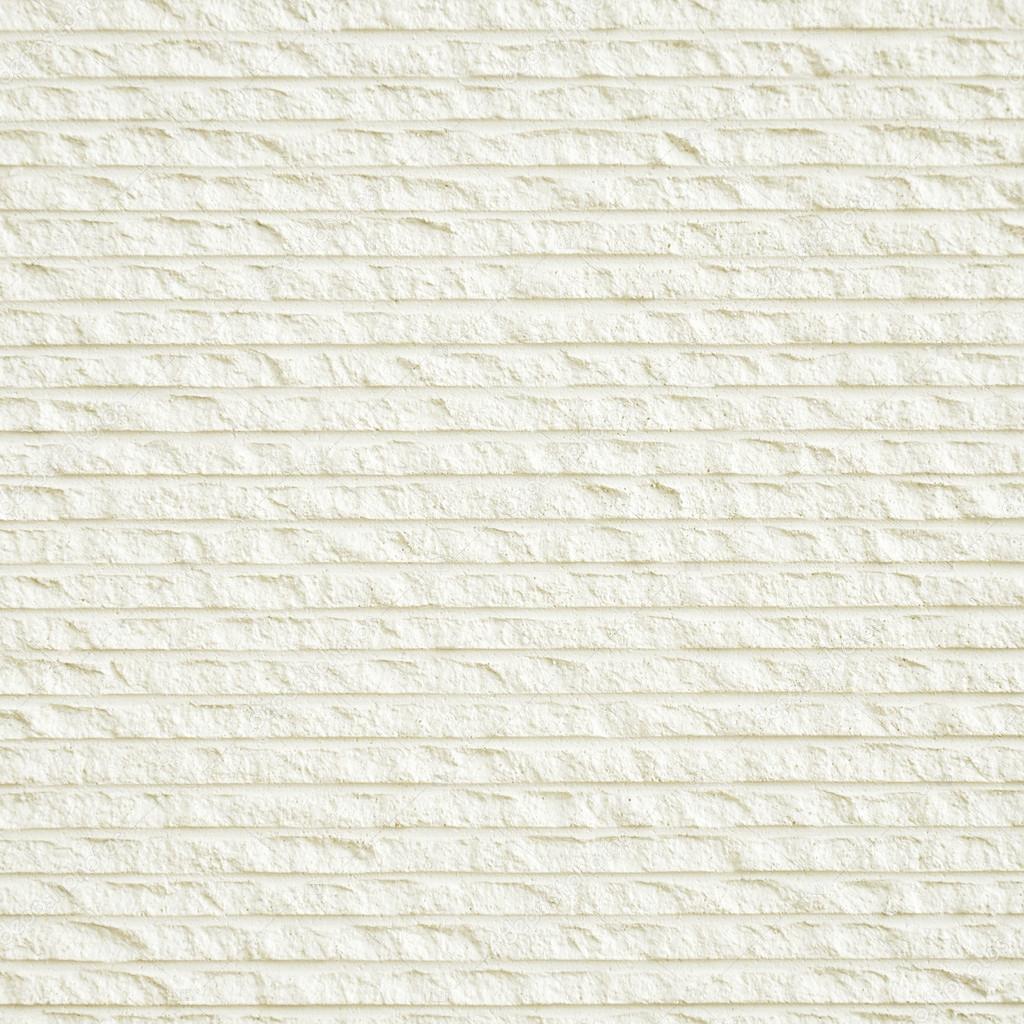 Weiße Steinwand weiße genutete dekorative steinwand textur — stockfoto © kritchanut