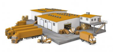 Warehouse infrastructure