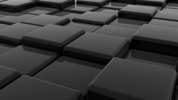 černé kostky
