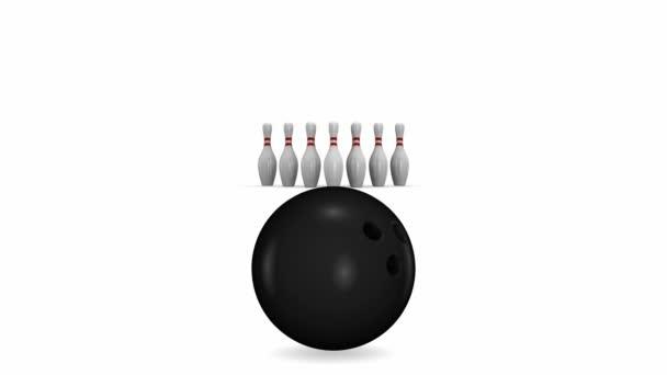 bowling úder