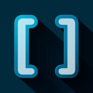 Brackets symbol