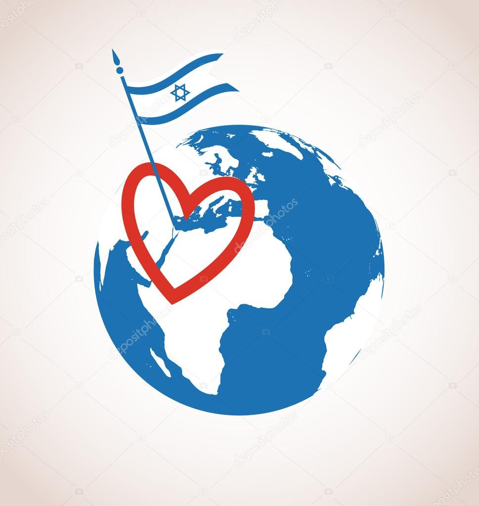 I love Israel. happy independence day