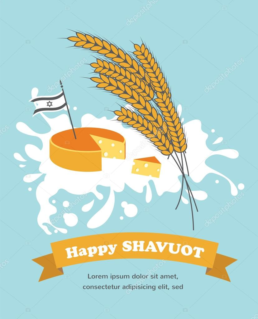 Jewish holiday Shavuot