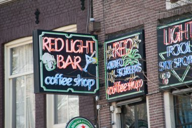 The Red light district