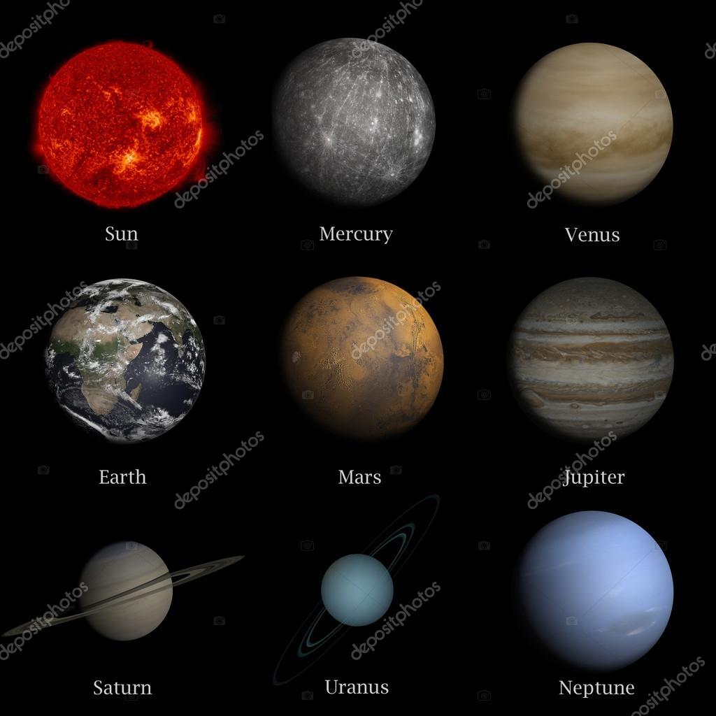 Fotos Del Sistema Solar Sistema Solar Nombres En Ingl 233 S