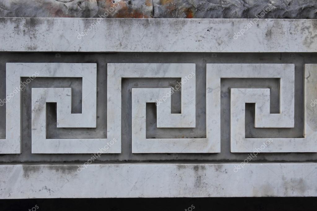 décoration grecque antique — Photographie FranzGustincich © #23396878