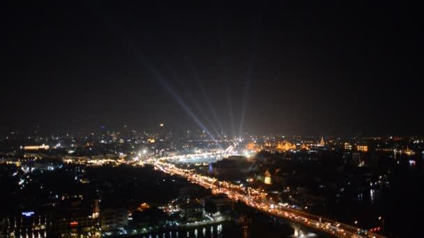 Novoroční noci v Bangkoku