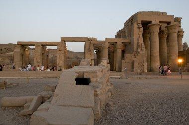 Temple of Sobek in Kom Ombo, Egypt