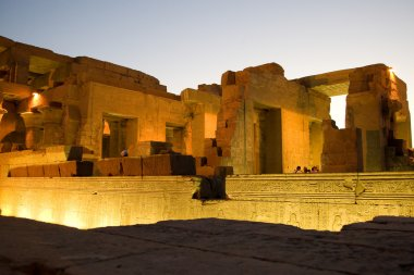 Temple of Sobek in Kom Ombo, Egypt