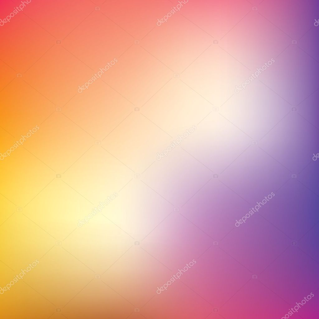 Abstract vector background, color gradient