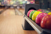 Fotografie bowlingové koule