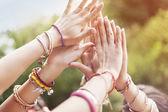 Fotografie Weibliche Hände