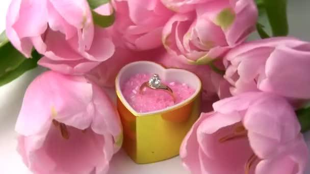 prsten jako dárek