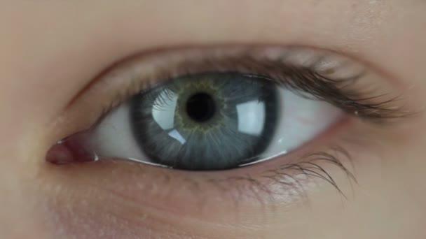Láska srdce v lidské oko
