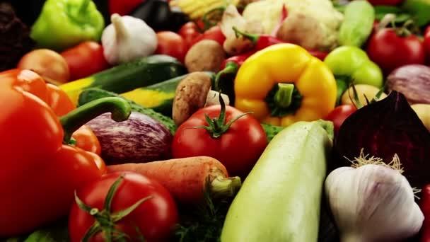 různé zelenina