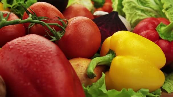různé zeleniny