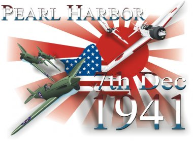Pearl Harbor on 7th December 1941