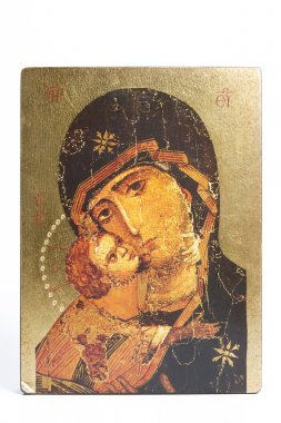 Icon of the Virgin Mary with Child Jesus