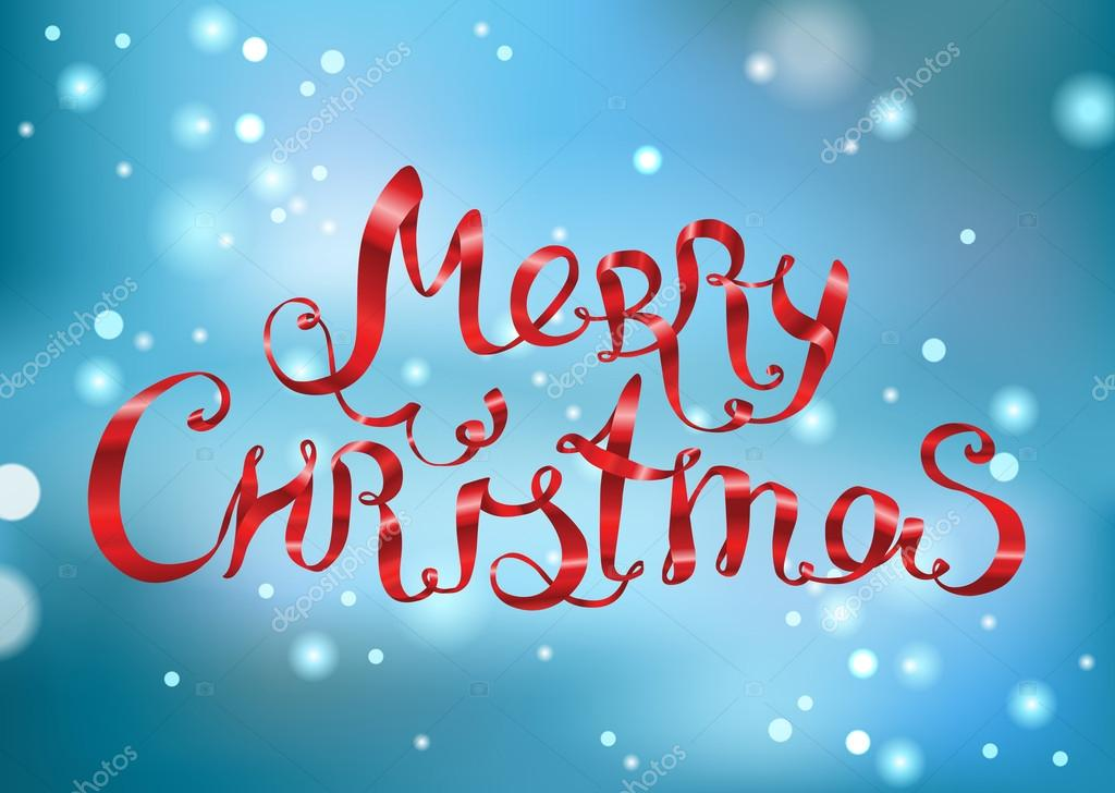 Frohe weihnachten schriftzug stockvektor 34397629 for Merry christmas bilder