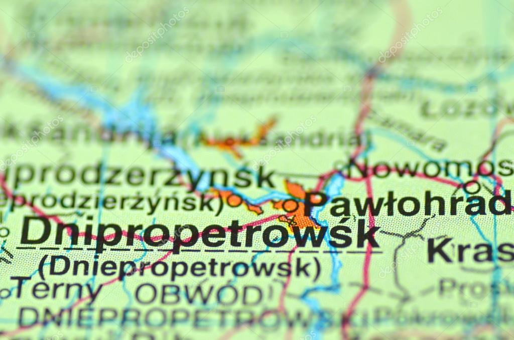 dnipropetrowsk ukraine