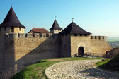 fortezza medievale e le mura difensive
