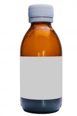 vial with medicine