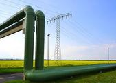 Energieversorgung für eine Großstadt