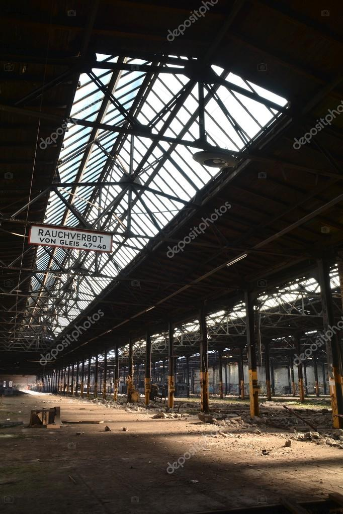 Disused factory