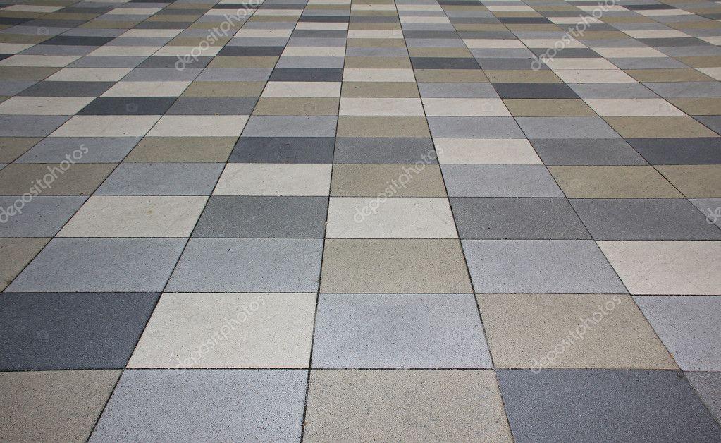 Pavimento exterior en tonos de gris foto de stock - Pavimento de exterior ...