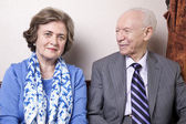 Fotografie Happy Elderly Couple