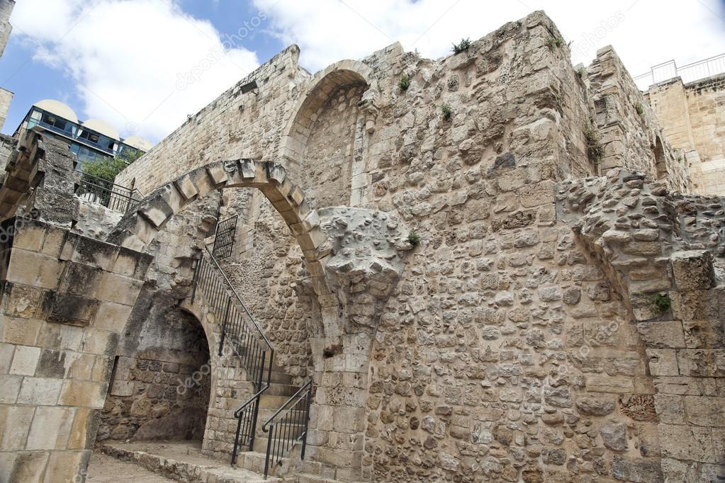 Resultado de imagen para ruinas de jerusalen